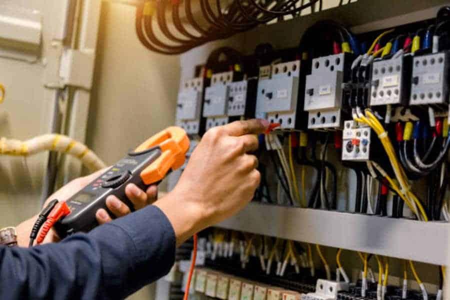 electrician Dubai